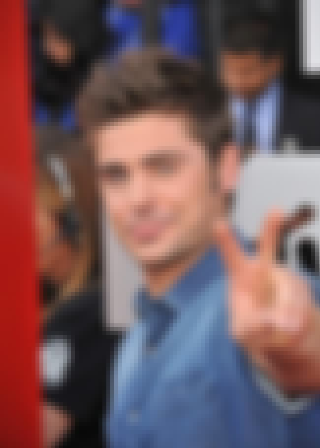 Zac Efron is listed (or ranked) 7 on the list Actors Rumored to Be Gay