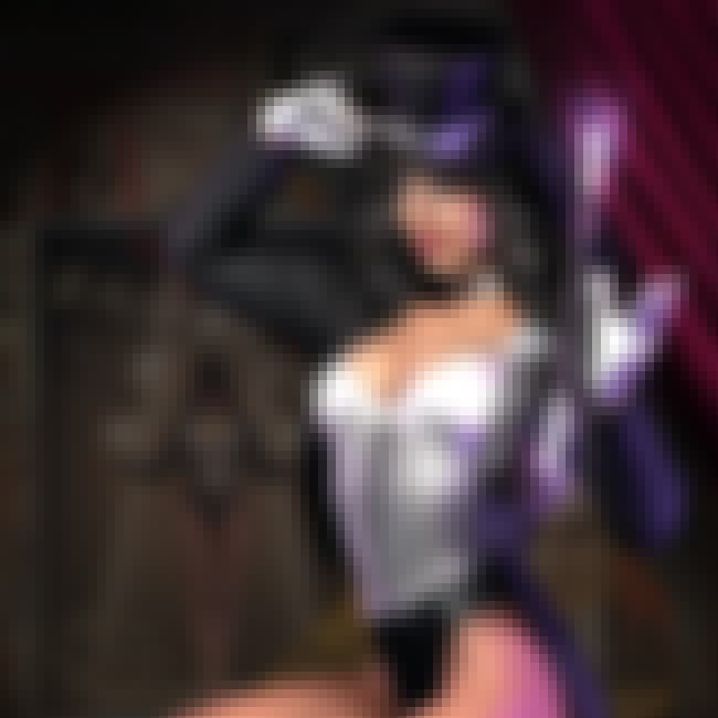 Zatanna is listed (or ranked) 7 on the list The 20 Hottest Comic Book Babes
