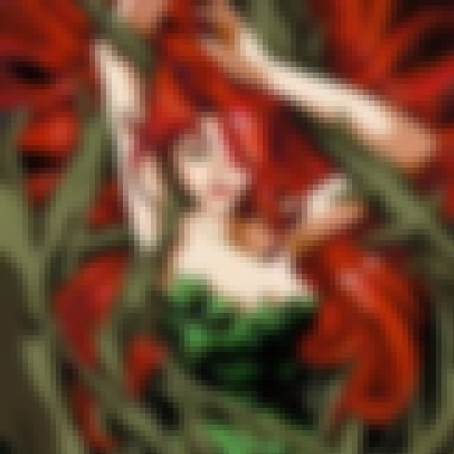 Poison Ivy is listed (or ranked) 4 on the list The 20 Hottest Comic Book Babes