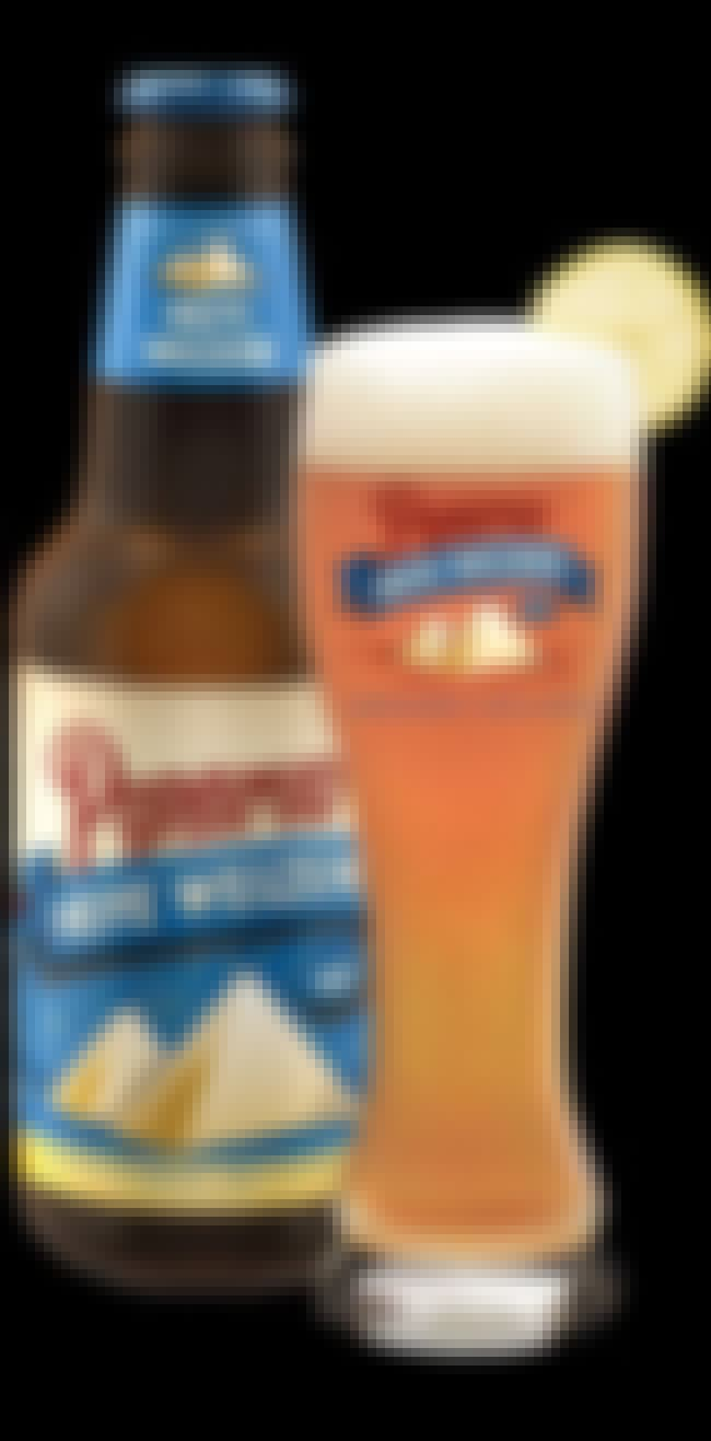 Pyramid Hefeweizen is listed (or ranked) 6 on the list What Does Your Beer Say About You?
