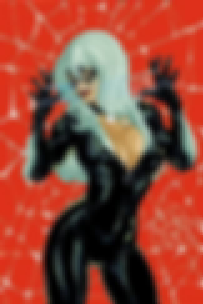 Black Cat is listed (or ranked) 7 on the list The Sexiest Female Comic Book Characters