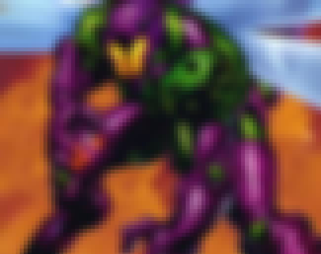 Abner Jenkins is listed (or ranked) 5 on the list The Complete List of Iron Man Villains and Enemies