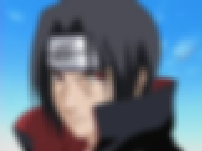 Itachi Uchiha is listed (or ranked) 5 on the list List of All Naruto Villains