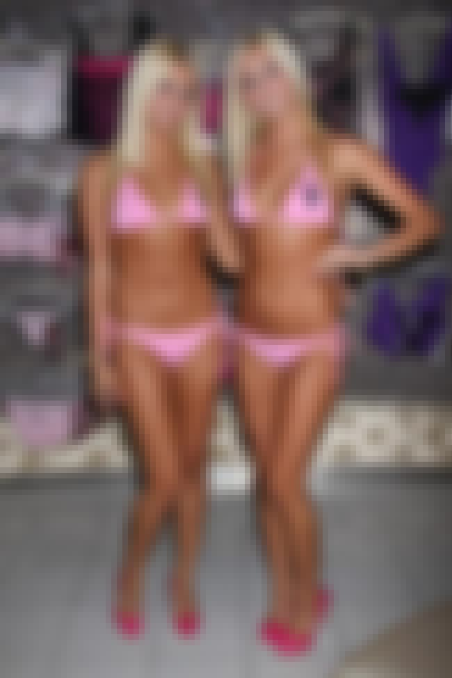 Karissa and Kristina Shannon is listed (or ranked) 6 on the list Playmate Winners List