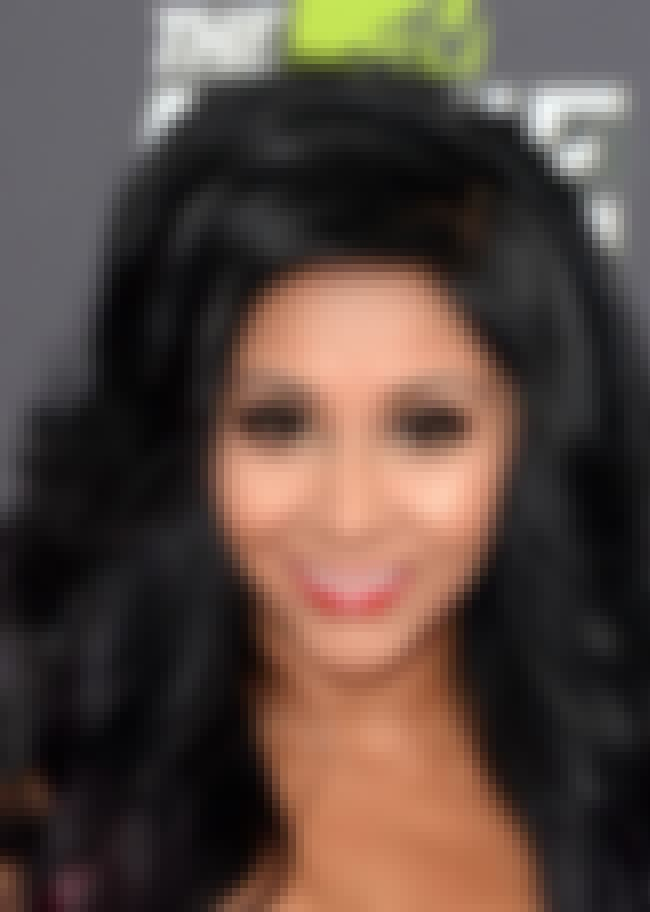 Nicole Polizzi is listed (or ranked) 7 on the list 60+ Adopted Celebrities
