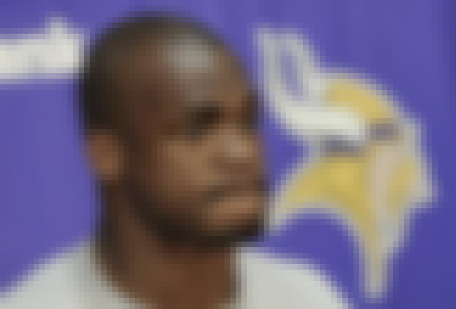 Adrian Peterson is listed (or ranked) 4 on the list Celebrity Arrests 2012: Celebrities Arrested in 2012
