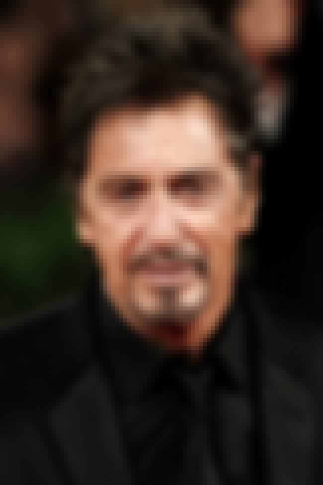 Al Pacino is listed (or ranked) 1 on the list Famous People Born in 1940