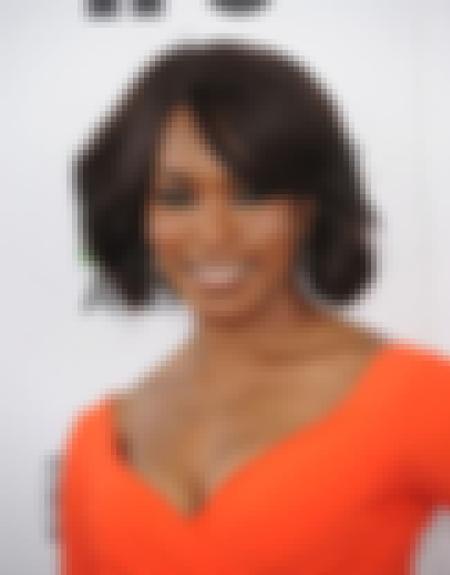 Angela Bassett is listed (or ranked) 6 on the list Famous People Born in 1958