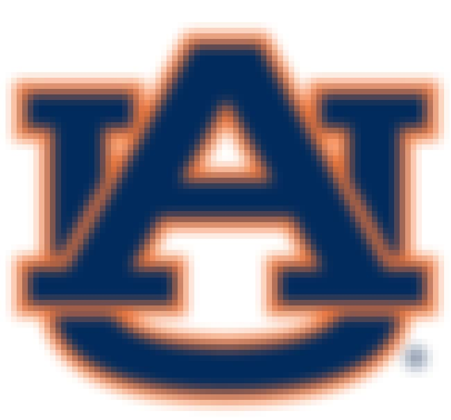 Auburn University is listed (or ranked) 3 on the list All SEC Schools
