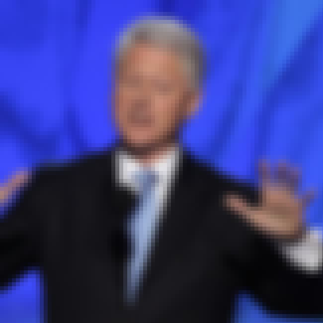 Bill Clinton is listed (or ranked) 5 on the list 51 Famous Survivors of Child Abuse