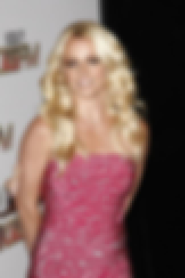 Britney Spears is listed (or ranked) 3 on the list MTV Video Vanguard Award Winners List