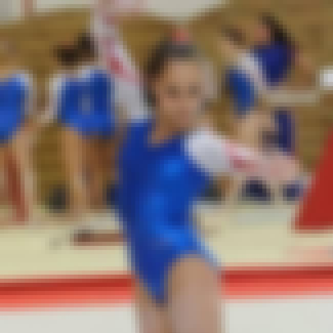 Anne Kuhm is listed (or ranked) 1 on the list Famous Gymnasts from France