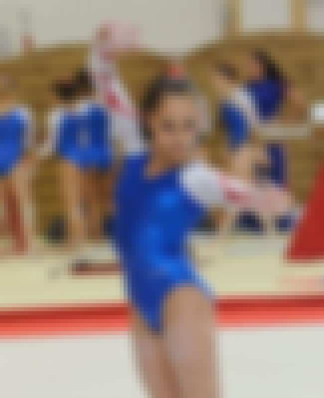Mira Boumejmajen is listed (or ranked) 7 on the list Famous Gymnasts from France