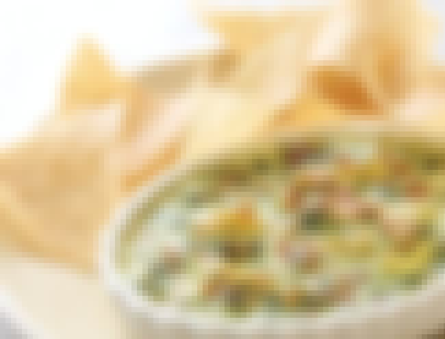 Spinach and Artichoke Dip is listed (or ranked) 1 on the list Applebee's Recipes