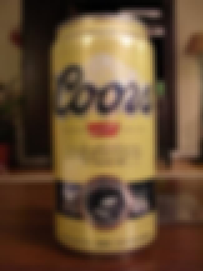 Coors Original is listed (or ranked) 3 on the list What Does Your Beer Say About You?