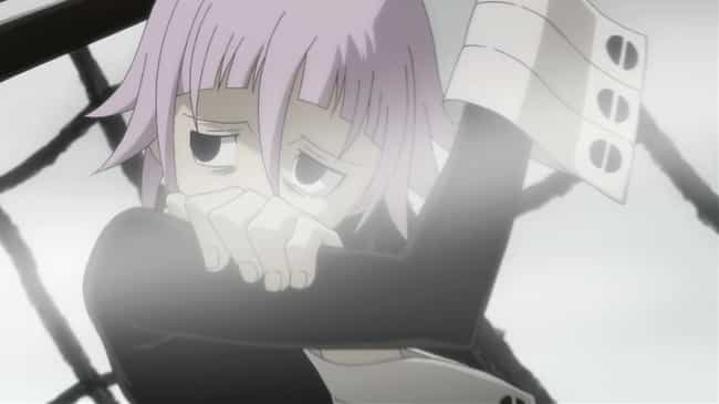 Crona is listed (or ranked) 2 on the list 20 Anime Villains No One Blames For Being Evil