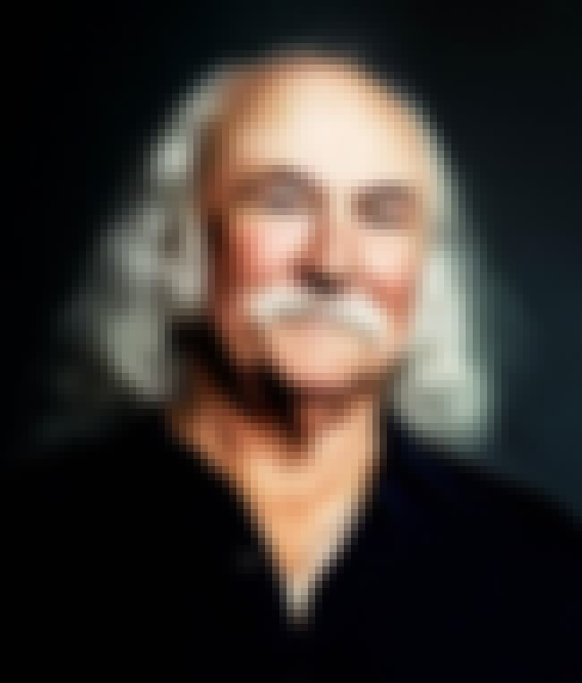 David Crosby is listed (or ranked) 4 on the list Famous People Born in 1941