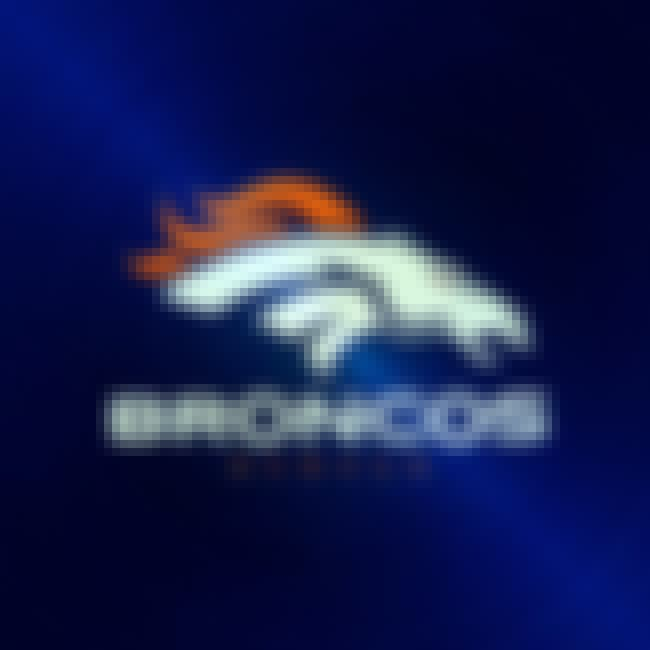 Denver Broncos is listed (or ranked) 4 on the list The Best Uniforms In The NFL