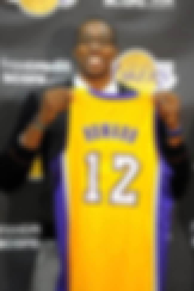 Dwight Howard is listed (or ranked) 7 on the list The Top NBA 2K13 Players