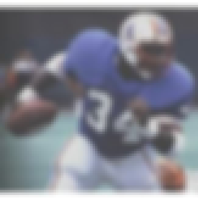 Earl Campbell is listed (or ranked) 6 on the list The Top 25 Greatest Running Backs Of All Time