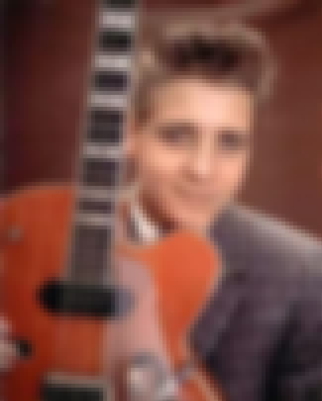 Eddie Cochran is listed (or ranked) 13 on the list Famous People Who Died Young