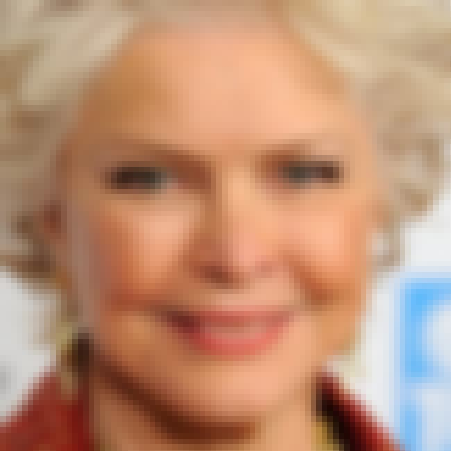 Ellen Burstyn is listed (or ranked) 6 on the list Famous Cass Technical High School Alumni