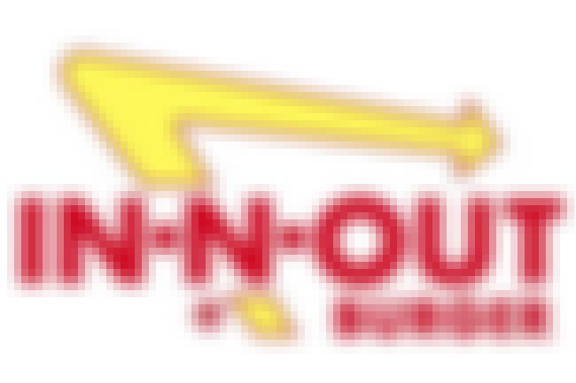 In n Out is listed (or ranked) 1 on the list The Best Fast Food Places