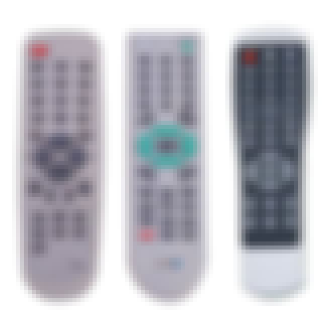 Remote Control is listed (or ranked) 8 on the list The Dirtiest Things You Touch Every Day