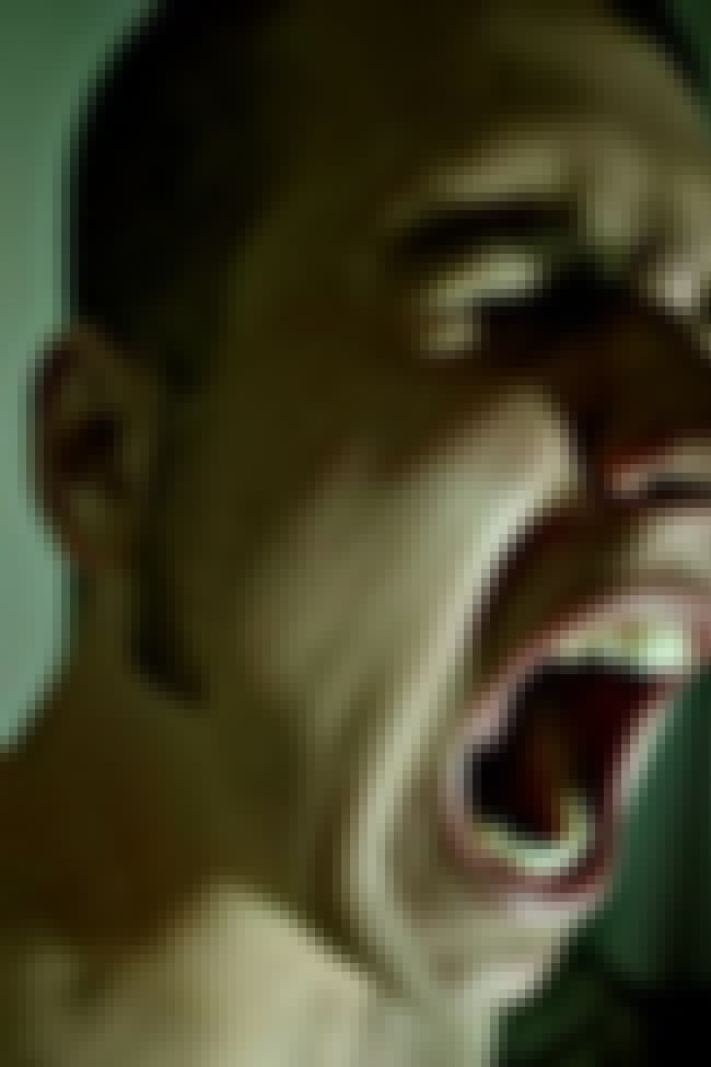 The Cursing Up a Storm Cry is listed (or ranked) 6 on the list The 10 Ways to Cry Like a Man