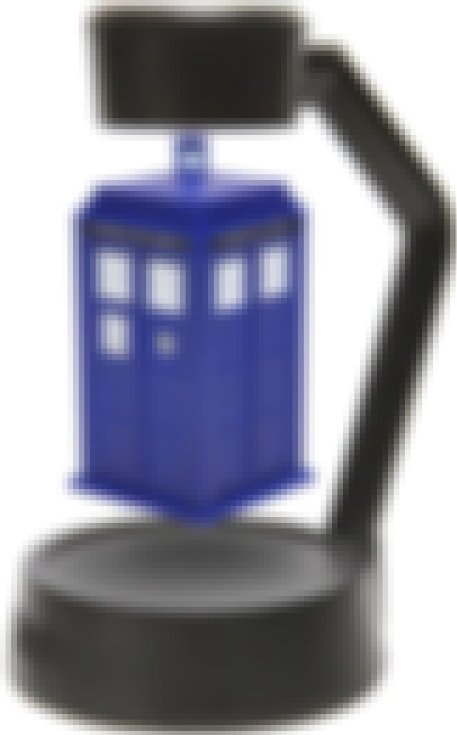 Doctor Who Levitating TARDIS is listed (or ranked) 2 on the list The Greatest Geek Gifts for Xmas