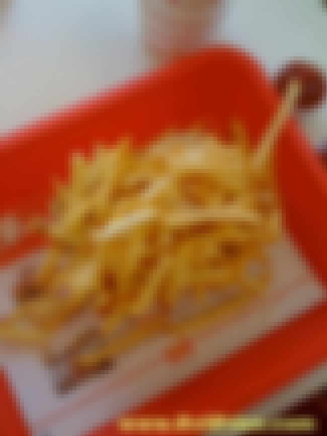 Fries Well Done is listed (or ranked) 6 on the list In-N-Out Secret Menu Items