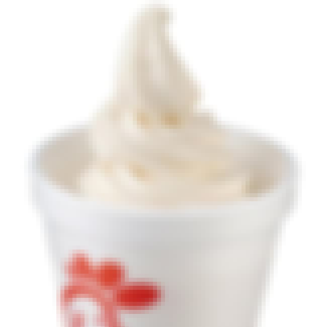 Free Ice Dream is listed (or ranked) 1 on the list Chick Fil A Secret Menu Items