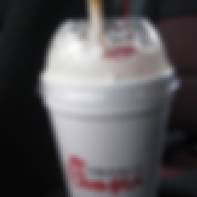Blueberry Cheesecake Milkshake... is listed (or ranked) 4 on the list Chick Fil A Secret Menu Items