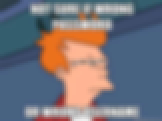 Fry on Internet Logins is listed (or ranked) 3 on the list The Very Best of the Futurama Fry Meme