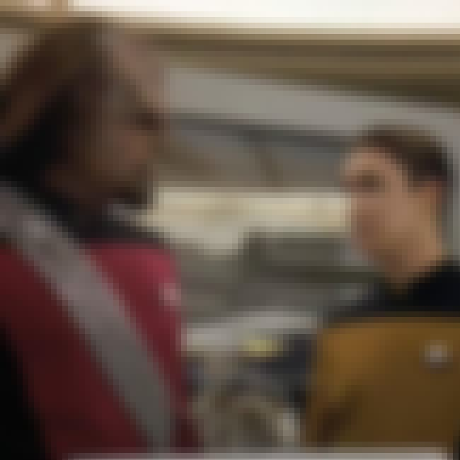 Worf and Wesley Crusher is listed (or ranked) 2 on the list The Ten Greatest Moments in Star Trek Slash Fiction