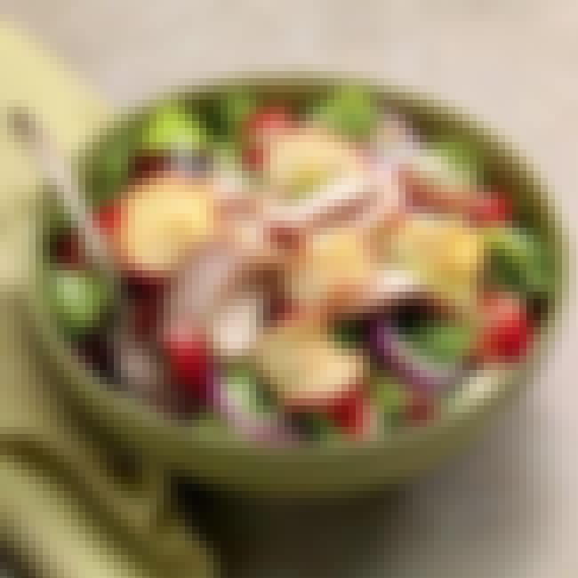 Panera Bread Fuji Apple Chicke... is listed (or ranked) 7 on the list The Best Fast Food Salads