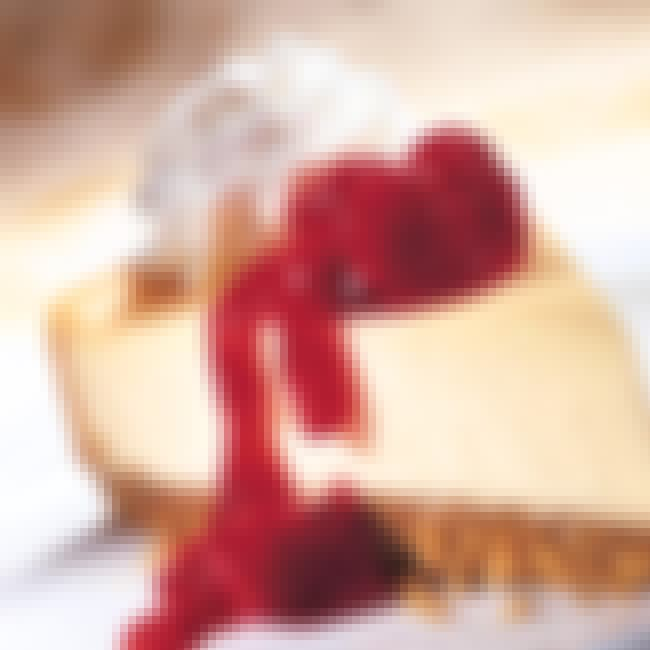 New York Style Cheesecake is listed (or ranked) 4 on the list Denny's Recipes