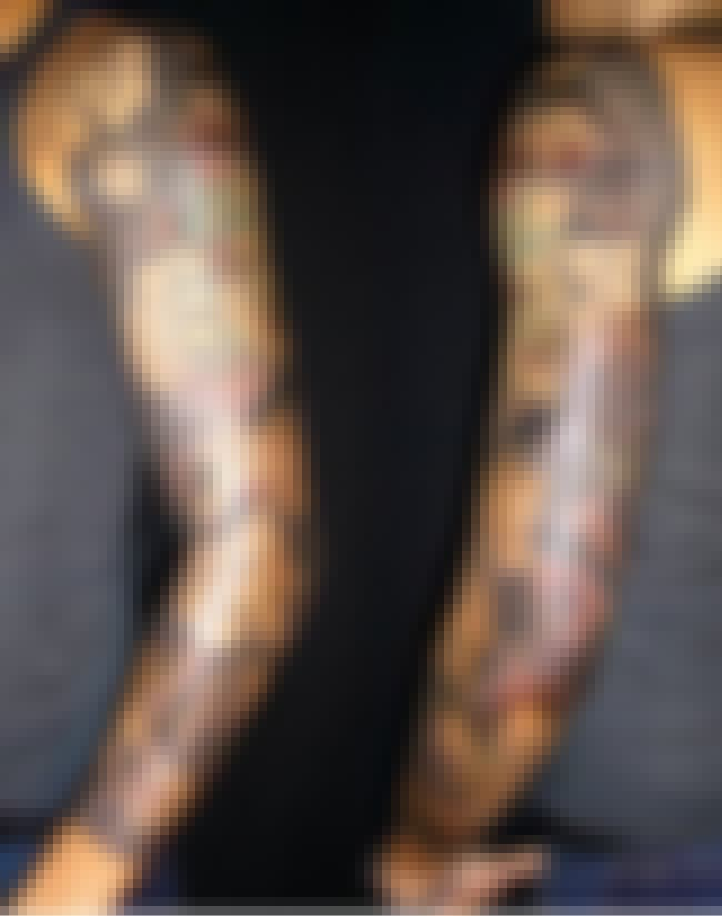 Full Arm Sleeve is listed (or ranked) 4 on the list John Mayer Tattoos