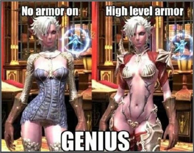 How Video Game Women Work (For... is listed (or ranked) 4 on the list 101 Jokes Only Gamers Will Understand