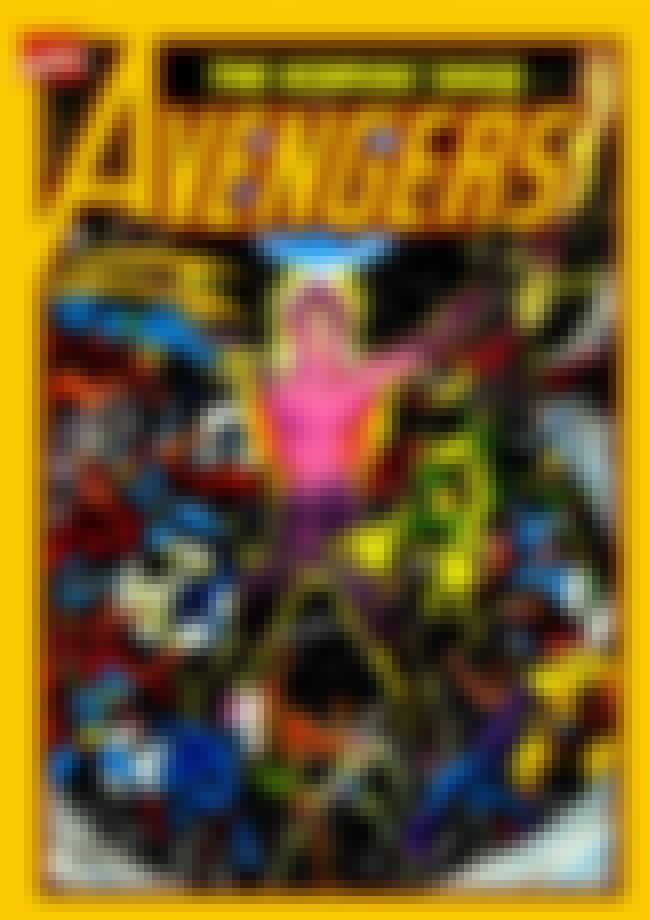 The Korvac Saga is listed (or ranked) 8 on the list The Best Avengers Comic Storylines, Ranked