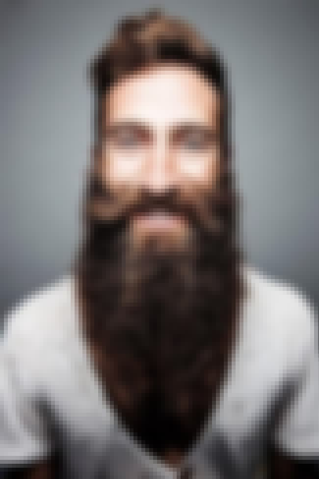 Beards is listed (or ranked) 4 on the list The Dirtiest Things You Touch Every Day
