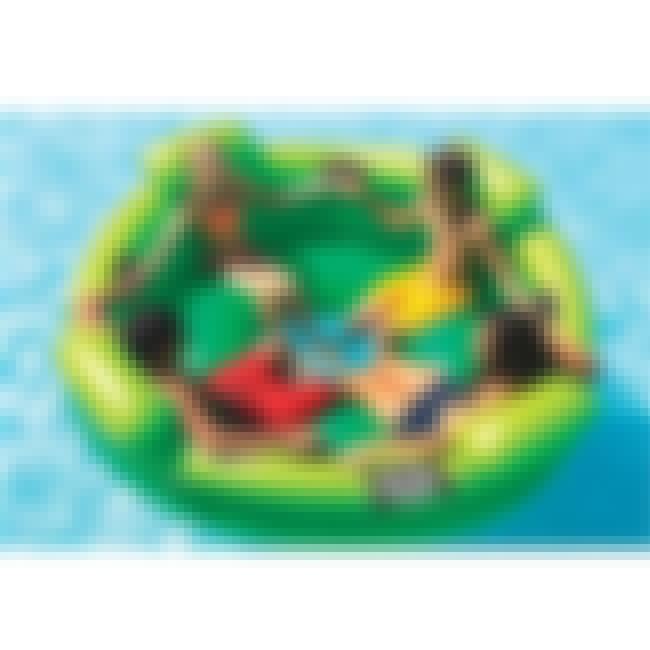 The 30 coolest pool toys every pool owner should have page 2 Inflatable swimming pool shock rocker