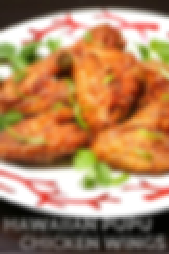 You can enjoy hot and spicy restaurant-style wings at home.