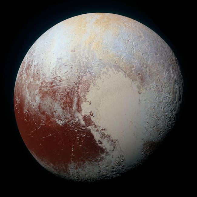 Cold and Alone on Pluto is listed (or ranked) 14 on the list Places in the Solar System Where Your Death Would Be Most Horrific
