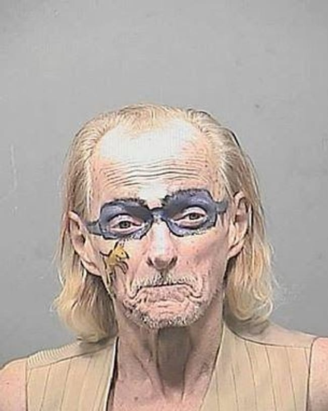 Through The Looking Glasses is listed (or ranked) 14 on the list The Most Out-Of-Control Face Tattoos Captured By The Mugshot Camera