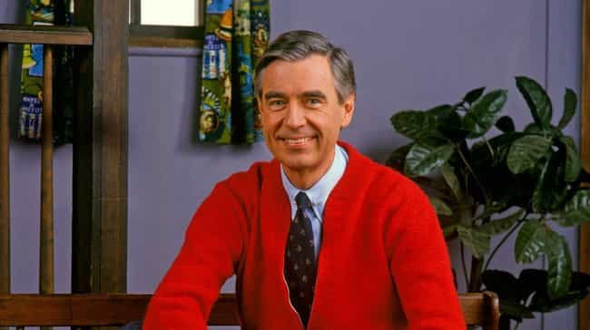 His Mother Hand-Knit All... is listed (or ranked) 4 on the list Facts You Never Knew About Mr. Rogers