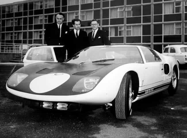 Ford Built Its Own Endur... is listed (or ranked) 4 on the list The Real History Behind 'Ford V Ferrari'