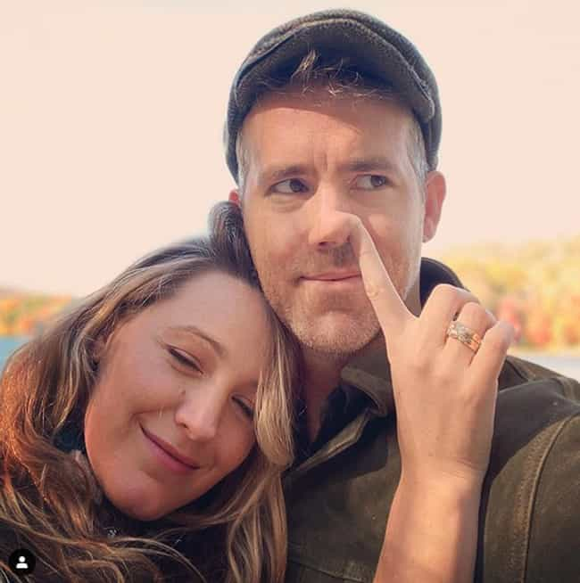 Ryan Reynolds Made Blake... is listed (or ranked) 2 on the list The Cutest Celebrity Couples Stories We Could Find