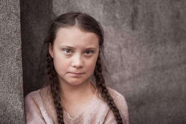 Greta Thunberg Is Named ... is listed (or ranked) 4 on the list Things That Were A Thing: December 2019 Edition