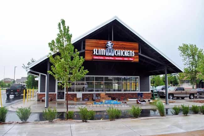 Arkansas - Slim Chickens... is listed (or ranked) 4 on the list The Quintessential Local Fast Food Chain From Your State